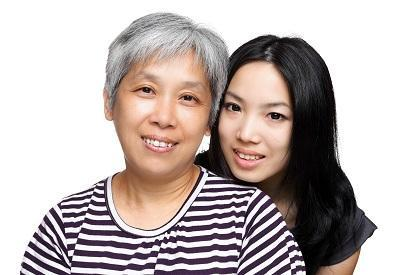 two women smiling | dentist paddington nsw
