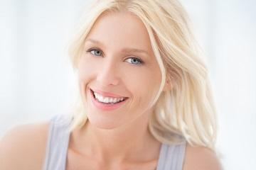 woman smiling | paddington NSW dentist
