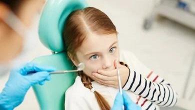 Girl at Dentist | Paddington Dentist NSW