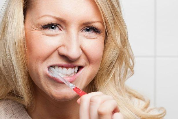 Woman Brushing Teeth | Paddington NSW Dentist