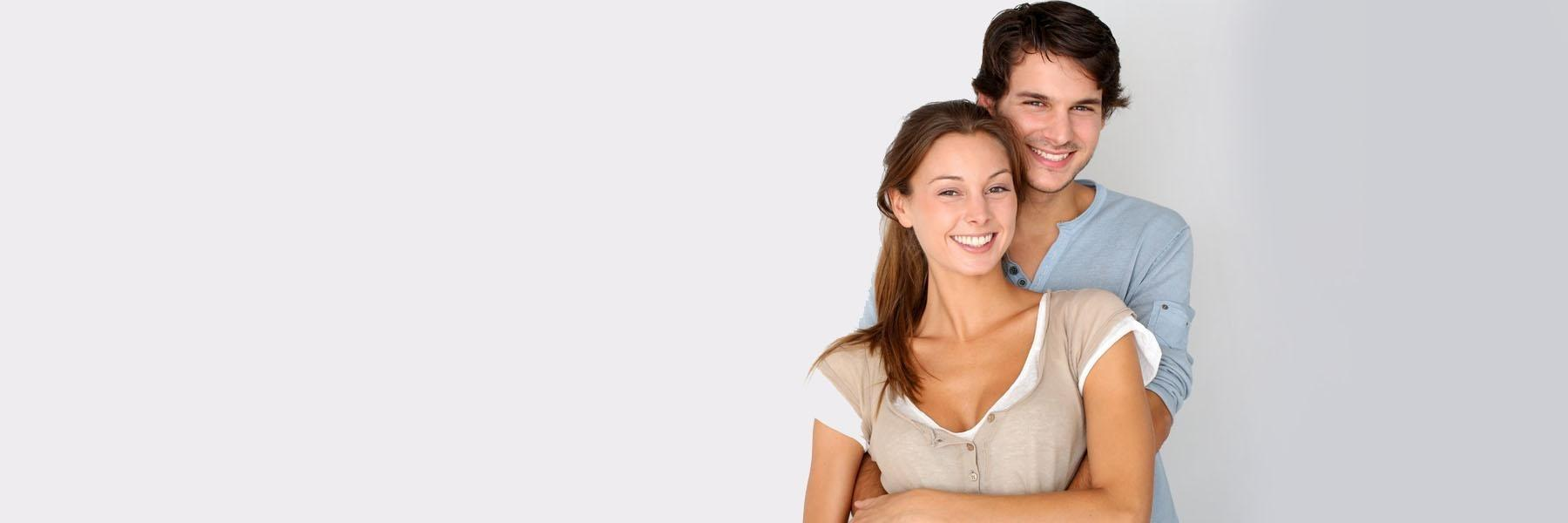 Couple smiling | Dentist Paddington NSW
